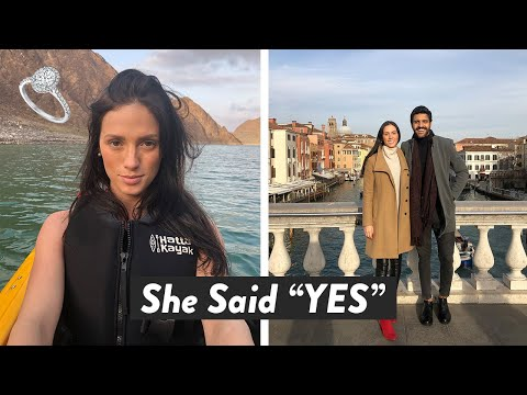 "She Said ""Yes"" - وداعاً للعزوبية"