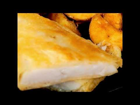 Beer Battered Cod Fillet
