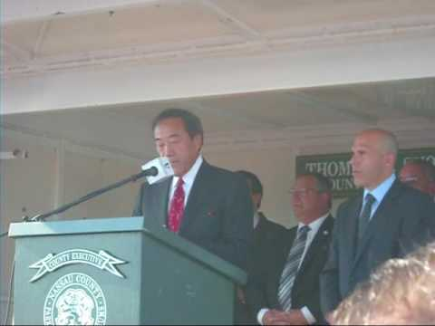 Charles Wang speaks at Lighthouse Rally: August 4, 2009