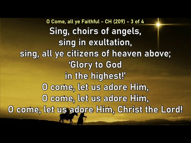 25/12/2020 - Horsell Evangelical Church - Christmas morning Service