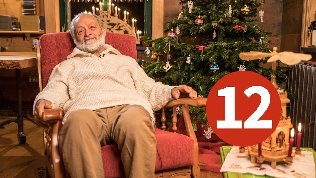 Türchen 12 - Siegfried Walther und Weihnachten nach dem Krieg