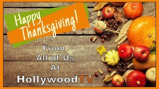 CELEBS share their FAV THANKSGIVING FOOD - Hollywood TV