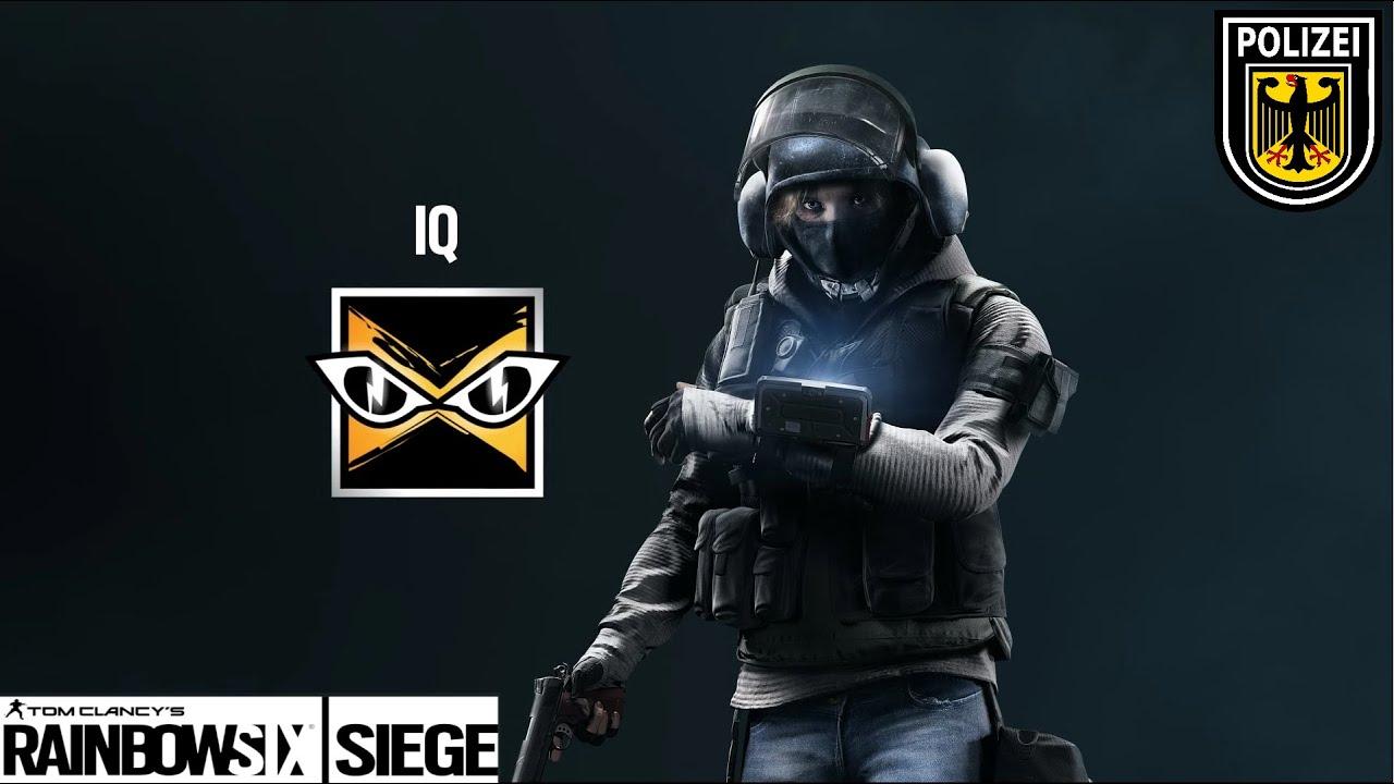 Tom Clancys Rainbow Six® Siege | Operator IQ | Ubisoft® (MX)