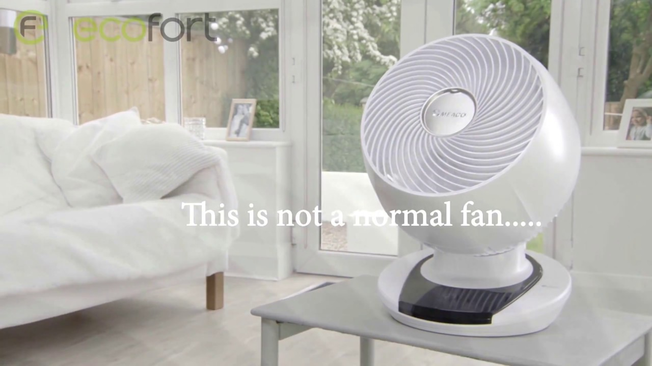Leiser Ventilator zum schlafen (nur 19 dB)