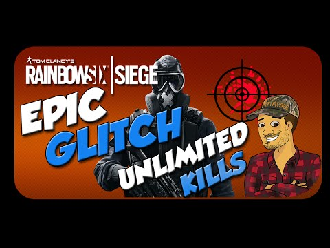 Rainbow Six Siege Glitch - Unlimited Kills - Invincibility Glitch