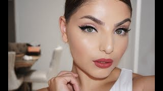 Long Lasting Soft Valentines Day Makeup Tutorial