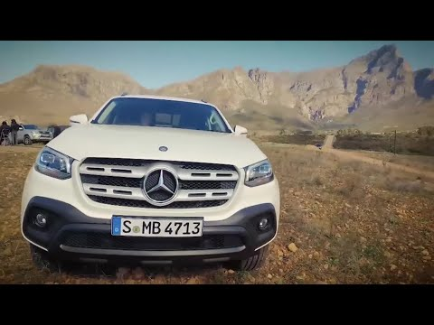 Mercedes X-Class Walkaround | Top Gear