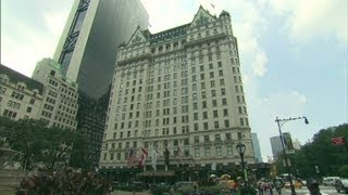 See Tommy Hilfiger's Plaza Hotel apartment