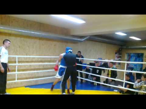 Kristupas Tužilinas, Tauragės atviros bokso pirmenybės