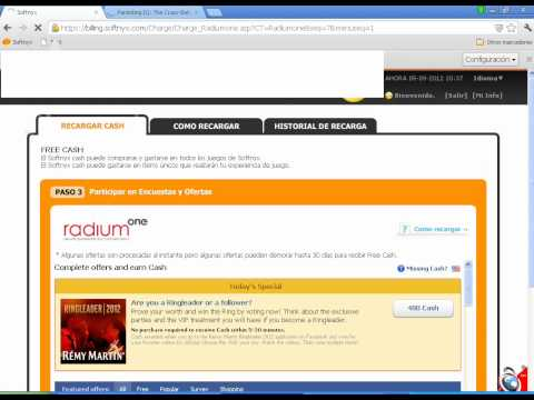 como sacar cash con host shield parte II Videos De Viajes