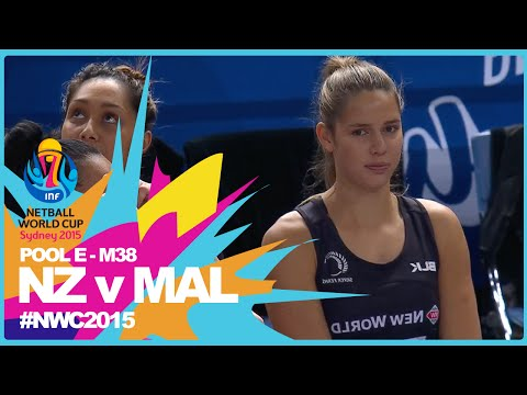 NWC15 I New Zealand v Malawi I M38