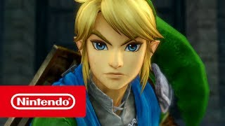 hyrule Warriors: Definitive Edition  обзорный трейлер (Nintendo Switch)