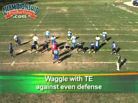 The Pistol Wing T Offense 20 Core Running Plays Youtube