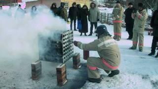 Огневые испытания 17 февраля часть 2.AVI(17 февраля 2012 года состоялись огневые испытания огнетушащих порошков, применяемых в производстве порошковы..., 2012-02-24T15:04:41.000Z)