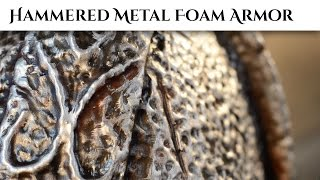 Prop: Shop - Hammered Metal Foam Armor