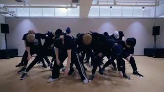 رقص NCT2018 على اغنية BLACK ON BLACK