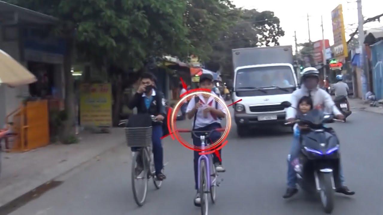 Phóng Sự Việt Nam: Nguy hiểm khôn lường từ xe đạp không phanh