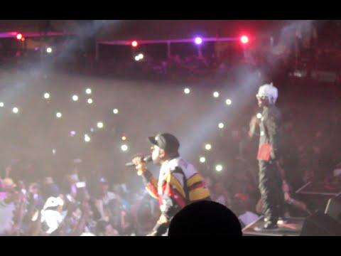 "OutKast, Bun B, Big KRIT, 8Ball, MJG, Jazze Pha & Tela ""Live"" Atlanta 2014"