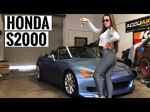 BUYING MY GIRLFRIEND A PROJECT CAR!
