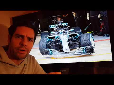 MP32 - 1st look at Mercedes' W09 EQ Power+ F1 car.