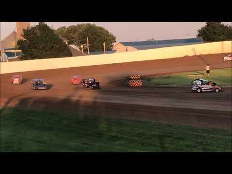 Xcel 600 Modified Fayette County Speedway 7/6/2018