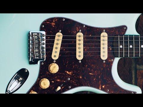 Seductive Blues Funk Guitar Backing Track Jam in D Minor