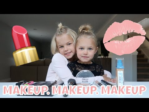 KIDS MAKEUP TUTORIAL