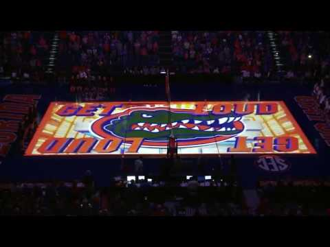 COURT/FLOOR PROJECTION VIDEOS