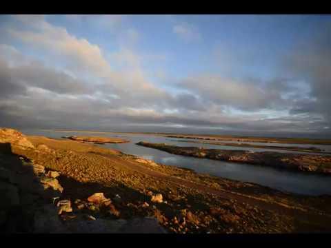 Timelapse.  Puerto Deseado,Santa Cruz,Patagonia Argentina.(Mario M.Soto)