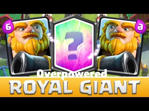 MRZIM OVOG ROYAL GIGANTA!!!/Clash Royale