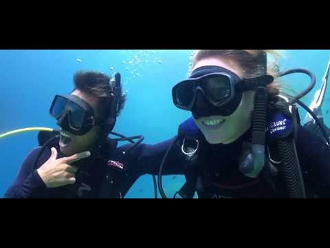Advanced Scuba Certification Camp