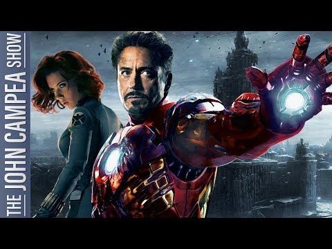 Robert Downey Jr To Return In Black Widow Says Report - The John Campea Show