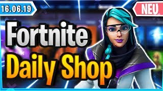 *NEW* SYNAPSE SKIN IM SHOP - Fortnite Daily Shop (16 June 2019)