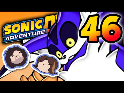 Sonic Adventure DX: Nibble and Run - PART 46 - Game Grumps