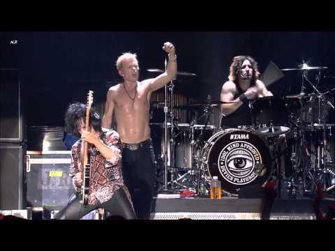 "Billy Idol - Rebel Yell 2009 ""Chicago"" Live Video HD"