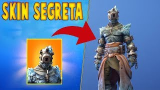 FORTNITE - I UNLOCKED THE PRISONER, THE NEW SKIN SEGRETA