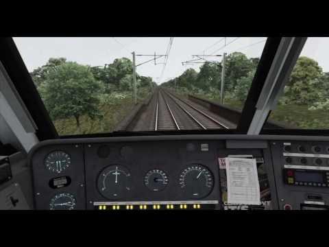 Train Simulator 2017: Ipswich to London Liverpool Street Timelapse |
