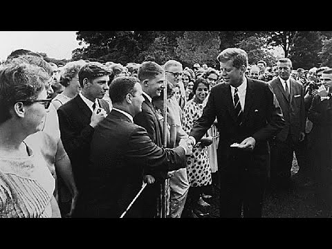 All-Star Panel Discusses 'JFK: A Vision For America'