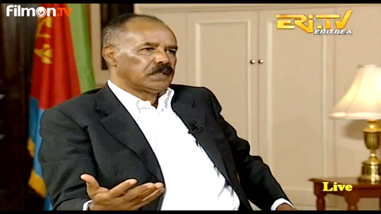 essayas afeworki Legacy of past history to current problems eritrea / ethiopia media source: essayas afeworki and his regime for idolizing and exploiting.