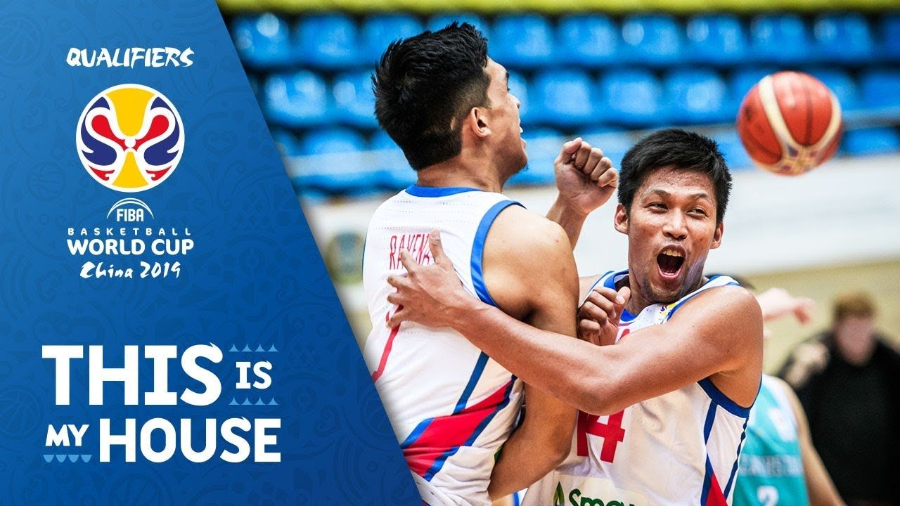 Philippines rout Kazakhstan to clinch World Cup berth! - Full Game