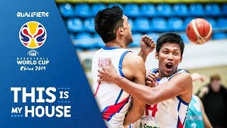 Philippines rout Kazakhstan to clinch World Cup berth! - Full Game - FIBA Basketball World Cup 2019