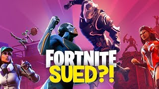 Fortnite is getting Sued?! | Games on Queue | MGN (2019)