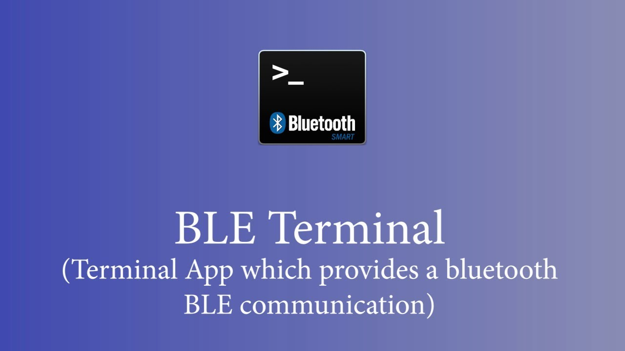BLE Terminal - by edodm85 - Communication Category - 1 Reviews -  AppGrooves: Get More Out of Life with iPhone & Android Apps