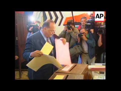 BELGIUM: NATIONAL ELECTIONS