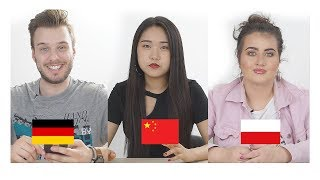 Questions foreigners have for Thai People | Education system, food + speaking Thai | HiNative