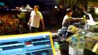 Splash! 2007: Fenster zum Hof