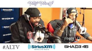 "Redman & Lord Finesse Freestyle On DJ Tony Touch ""Toca Tuesdays"" Shade 45 Episode 11/17/15"