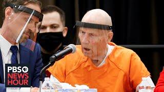 News Wrap: Golden State Killer will serve life in prison