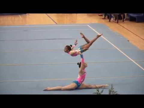 Acrobatic Gymnastics AGN WP Juv B GCV