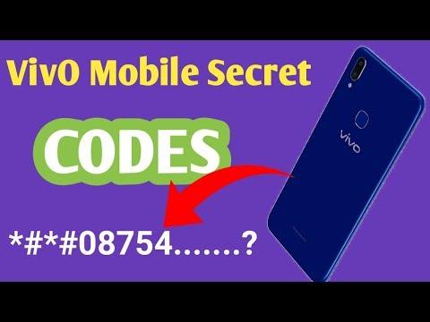 Repeat Secret Code For Vivo Mobile || All Secret Code Vivo